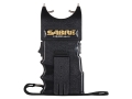 Sabre 120,000 Volt Stun Gun uses 9 Volt Battery (Not Included) Polymer Black