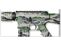 Lauer DuraCoat EasyWay Camo Stencil Kit Only Advanced Tiger Stripe