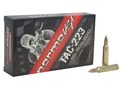 Norma USA TAC Ammunition 223 Remington 55 Grain Full Metal Jacket