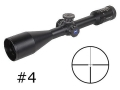 Product detail of Zeiss MC Conquest Rifle Scope 4.5-14x 50mm Side Focus Target Turrets #4 Reticle Matte