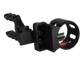 "Product detail of Extreme Tundra 3-Pin Bow Sight .029"" Pin Diameter Right Hand Aluminum Black"