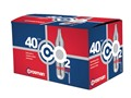 Crosman CO2 Cartridge 12 Gram Package of 40