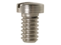 Peacemaker Specialists Mainspring Screw Colt 1st Generation Nickel Plated Package of 2