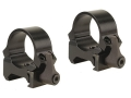 Leupold 1&quot; QRW Quick-Release Weaver-Style Rings Gloss Low