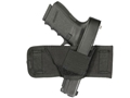 BLACKHAWK! Sportster Belt Slide Holster Ambidextrous Fits Most Autos and Revolvers Nylon Black