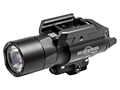 Surefire X400 Ultra Weaponlight LED with Green Laser with 2 CR123A Batteries Aluminum Black