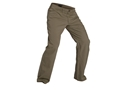 5.11 Men's Ridgeline Pants with Flex-Tac Ripstop Polyester and Cotton Blend
