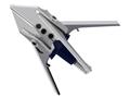 Rage Krossbow Kore 3-Blade Mechanical Broadhead 100 Grain Pack of 3