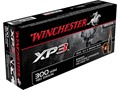 Winchester Supreme Elite Ammunition 300 Winchester Short Magnum (WSM) 180 Grain XP3