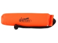 "Avery 2"" Canvas Bumper Dog Training Dummy Orange"