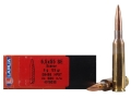 Lapua Scenar Ammunition 6.5x55mm Swedish Mauser 125 Grain Hollow Point Boat Tail Box of 20