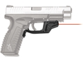 Product detail of Crimson Trace Laserguard Springfield XD, XDM Full-Size Polymer Black