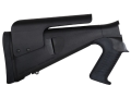 Mesa Tactical Urbino Tactical Stock System with Adjustable Cheek Rest &amp; Limbsaver Recoil Pad Benelli M4 12 Gauge Synthetic Black