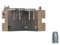 RCBS 2-Cavity Cowboy Bullet Mold 25-85-CM 25 Caliber (258 Diameter) 85 Grain Flat Nose