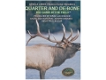 Outdoor Edge Video &quot;Quarter and De-Bone Big Game in the Field&quot; DVD