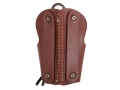 Hunter 1096-A Western Universal Holster Ambidextrous Large Frame Single Action Revolvers Leather Brown