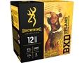 """Browning BXD Upland Ammunition 12 Gauge 2-3/4"""" 1-3/8 oz #6 Shot"""