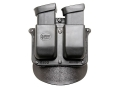 Product detail of Fobus Paddle Double Magazine Pouch Glock 36 Polymer Black