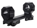 "Product detail of American Defense Delta 1- Piece Quick Release Scope Mount Picatinny-Style with 1"" Rings AR-15 Flattop"