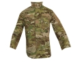 Tru-Spec M-65 Field Coat without Liner Nylon Cotton Ripstop Multicam Camo Medium