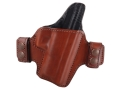 Bianchi Allusion Series 125 Consent Outside the Waistband Holster Right Hand Springfield XDM Leather Tan