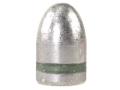 Oregon Trail Laser-Cast Bullets 9mm (356 Diameter) 124 Grain Lead Round Nose Box of 500