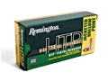 Remington High Terminal Performance Ammunition 9mm Luger 115 Grain Jacketed Hollow Point Box of 50