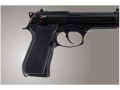 Hogue Polymer Grips Beretta 92, 96 Black