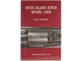 """Rock Island Rifle Model 1903"" Book by C. S. Ferris"