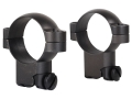 Product detail of Leupold 30mm Ring Mounts Ruger 77 Matte Super-High