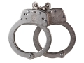 Smith & Wesson Model 1 Universal Size Chain Handcuffs Steel Nickel Finish