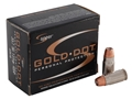 Speer Gold Dot Ammunition 357 Sig 125 Grain Jacketed Hollow Point Box of 20