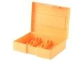 Product detail of Lyman 3-Die Storage Box Orange