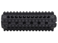 EOTech 2-Piece Handguard Quad Rail M4/AR-15 Carbine Length Aluminum Matte