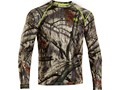 Under Armour Men's EVO Scent Control HeatGear T-Shirt Long Sleeve Polyester