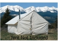 Montana Canvas Tent Floor for Wall Tent
