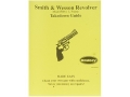 Radocy Takedown Guide &quot;Smith &amp; Wesson 686 / L-Frame Revolver&quot;
