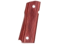 Hogue Fancy Hardwood Grips Para-Ordnance P14 Rosewood Laminate