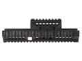 Product detail of Midwest Industries 2-Piece Extended Handguard Quad Rail AK-47, AK-74 Aluminum