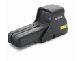 EOTech 512 Holographic Weapon Sight 65 MOA Circle with 1 MOA Dot Reticle Matte AA Battery