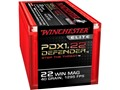 Winchester Self Defense Ammunition 22 Winchester Magnum Rimfire (WMR) 40 Grain PDX1 Jacketed Hollow Point Box of 50