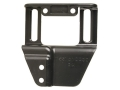 Uncle Mike's Belt Loop (for Kydex Holster) Kydex Black