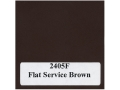 Product detail of KG Gun Kote 2400 Series Flat Service Brown 8oz
