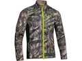Under Armour Men's Scent Control Armour Fleece Jacket Polyester Mossy Oak Treestand Camo Large