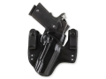 Galco V-HAWK Inside the Waistband Holster Right Hand  Glock 26, 27, 33 Leather Black
