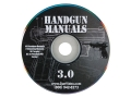 "Product detail of Gun Video ""Handgun Manuals"" CD-ROM"