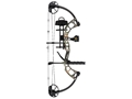 Bear Cruzer RTH Compound Bow Package