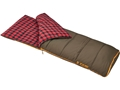 "Slumberjack Big Timber 20 Degree Sleeping Bag 38"" x 80"" Cotton Duck"