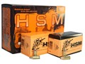 HSM Double Duty Ammunition Combo Pack 9mm Luger 115 Grain Full Metal Jacket and 115 Grain Jacketed Hollow Point Box of 300 (250 Rounds of FMJ and 50 Rounds of JHP)