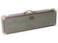 Browning Wild Boar Takedown Shotgun Gun Case for Guns with Barrels up to and over 32&quot; Synthetic Pigskin